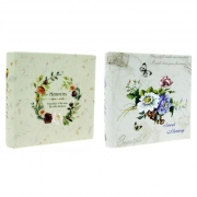 Gedeon KD462 Color 10x15 cm 200 nuotraukų albumas pūkuotu viršeliu