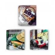 ZEP CX46100 10x15 cm 100 nuotraukų albumas