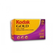 Kodak GOLD 200 - 24 fotojuostelė