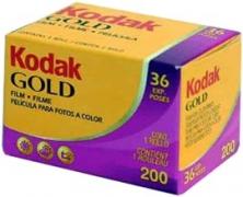 Kodak GOLD 200 - 36 fotojuostelė