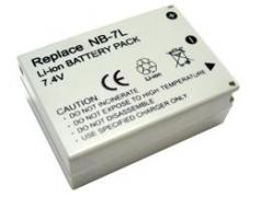 Canon, baterija NB-7L