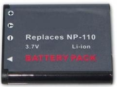 Casio, baterija NP-110
