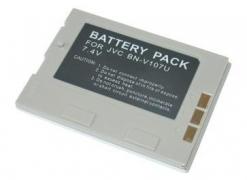 JVC, baterija BN-V107U