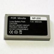 Minolta, baterija NP-200