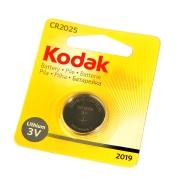Kodak CR 2025 baterija