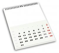Kalendorius 30x42 cm (A3), 12 nuotraukų