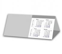Trikampis kalendorius 9x21 cm su 3 nuotraukomis